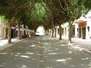 A quiet street - Sant'Antioco