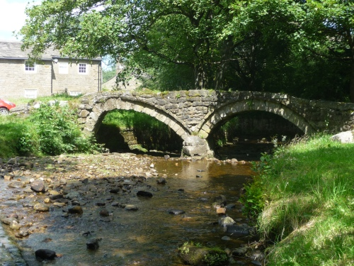 Pack Horse Bridge - Wycoller