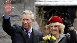 TRH Prince of Wales 7 Duchess of Cornwall