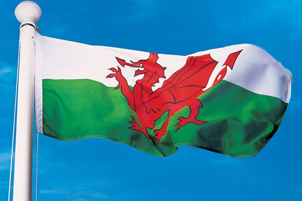 Welsh Flag(Getty Images)