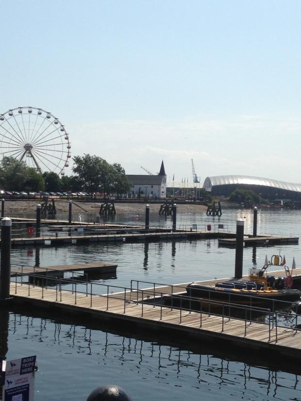 Cardiff Bay Fair 2013